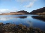 Lochan na Doire-uaine and Dirc Bheag